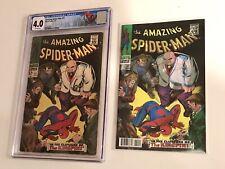 1967 Amazing Spider-Man #51 2nd Appear Kingpin cover CGC 4.0 bonus homage copy