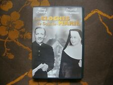 DVD LES CLOCHES DE SAINTE-MARIE - Léo McCarey (2004) I. Bergman / B. Crosby  N&B