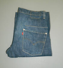 Vintage Levi Type 001 Twisted Engineered jeans 32 X 32....getting Rare  (A608)