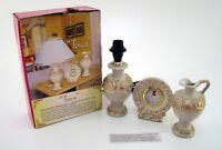 AMBIENTE Herz Glas 10 cm Windlicht Kerzenglas Pusteblume Kerzenhalter NEU