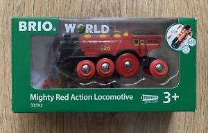 BRIO 33592 Rote Lola Batterielok