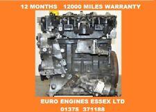 Renault MASTER 2.5D DCi  Remanufactured Engine