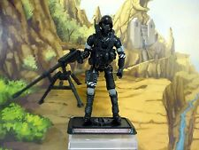 GI JOE ALLEY VIPER CUSTOM Action Figure Cobra COMPLETE 3 3/4 C9+ 2009
