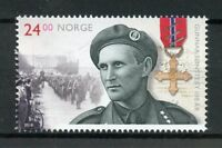 Norway 2018 MNH Gunnar Sonsteby WWII WW2 Resistance 1v Set Military Stamps