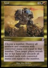 MTG 1x VOID - Time Spiral Timeshifted *Rare NM*