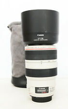 # Canon EF 70-300mm f/4-5.6L IS USM Lens S/N 0039