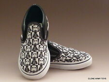 New Star Wars Vans Darth Vader Stormtrooper Toddler Boys Girls Shoes Size 10