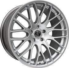 DIEWE IMPATTO 10Jx22 LK 5/112 silber für Mercedes M-Klasse