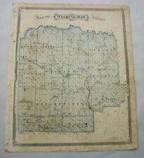 Salem Indiana 1800-1899 Date Range Antique North America ... on salem golf club, salem in october, salem mall, salem on halloween, salem logo, salem capitol building, salem india, salem tv,