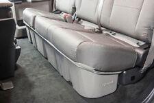 DU-HA 10305 Gray Under Rear Seat Storage For Silverado Sierra Double Cab 2014-19