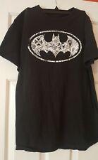 Batman Men Graphic Tee size M