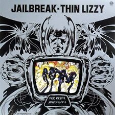 "Thin Lizzy - Jailbreak (Remastered) - NEW CD (sealed)  Jail Break  ""Cowboy Song"""