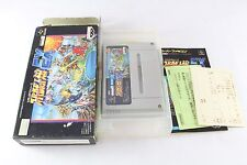Snes Super Nintendo Famicom Super Robot Taisen Ex Game JAP NTSC