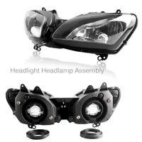 Front Headlight for YAMAHA YZF R1 2002 2003 Clear Headlamp Light