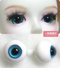 14mm  For BJD DOD AOD MK OK RD Doll Dollfie Glass Eyes Outfit blue 11