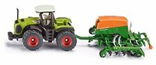 1 87 siku Claas tractor con sembradora