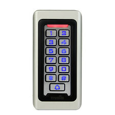 Waterproof IP68 RFID Proximity Card Standalone Access Control SIBCase Keypad  as