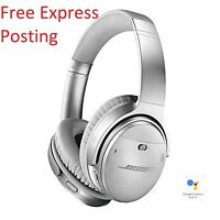 Bose QC35 ii QuietComfort 35 Series 2 Wireless Noise Cancelling Headphone SILVER