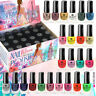 24 x NAIL POLISH VARNISH SET B 24 DIFFERENT MODERN COLOURS THE BEST GIFT UK