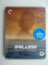 Solaris 1972 (Blu-ray, 2017) Andrei Tarkovsky, UK Criterion Collection #164, New