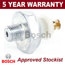 Bosch Oil Pressure Switch 0986345000