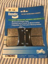 NEW Bendix Organic Motorcycle Brake Pads. MA120