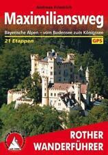 Maximiliansweg von Andreas Friedrich (2013, Taschenbuch)