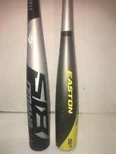 Louisville Slugger Omaha 518 30/20 & Easton S3 29/19 Baseball Bats