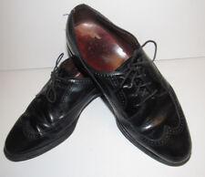 Mens Allen Edmonds Richmond Wingtip Lace Up Dress Shoes, Men's 9 EEE, USA