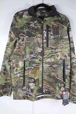 Under Armour UA Ridge Reaper Early Season Jacket Forest Camo Black Brand New