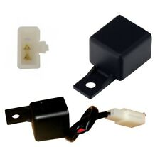 MOTORCYCLE LED INDICATOR RELAY FOR HONDA, KAWASAKI, YAMAHA - STOPS FAST FLASHING