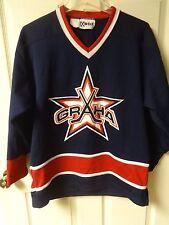 Vintage GRAHA Wrase # 4 Grand Rapids Amateur Hockey Assoc Jersey Youth XL KOBE
