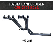 Headers for Toyota Landcruiser HZJ70, HZJ75 Ute & HZJ78 Troopcarrier - 4.2L 1HZ