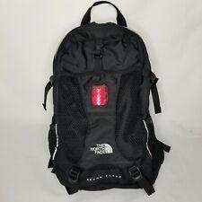 TNF North Face Recon Flash Black Organizing School Backpack Laptop Bag W/ Light