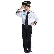 Dress Up America Pilot Role Play Set - Ages 3-6