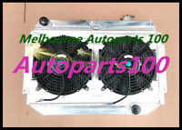 For HOLDEN Kingswood Radiator&Shroud&Fan HQ HJ HX HZ V8 308 253 350 Chev eng MT