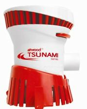 ATTWOOD TSUNAMI BILGE PUMP 500GPH 3/4 19MM OUTLET 3 YEARS WARRANTY