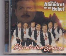 Kastelruther Spatzen-Jedes Abendrot Ist Ein Gebet cd album