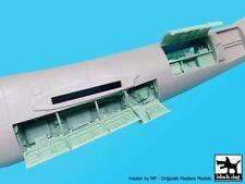 Black Dog 1/48 Grumman OV-1 Mohawk Front+Rear Electronics Big Set (Roden) A48027
