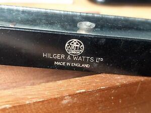 Hilger & Watts Vintage Trough Compass Plane Table