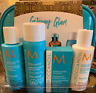 MOROCCANOIL TRAVEL KIT SET  - Treatment, Volume shampoo and Condtioner, Root BST