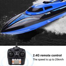 25 km/h RC Speedboot Yacht Ferngesteuertes Sportboot Motor Boot wassergekühlt DE