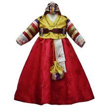 Luxemoon Boutique Custom Made Korean HANBOK Dress 1-2T