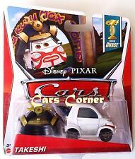 Disney pixar Cars 2 takeshi-Chase car 2013-wgp tokyo-rare NOUVEAU & OVP