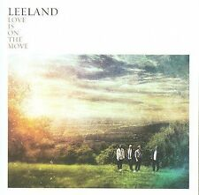 HOT Love is on the Move by Leeland (CD, Aug-2009, Reunion) BRAND NEW SEALED