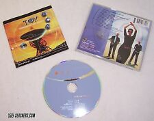 T.O.Y. Trademark Of Youth RARE ELECTRO Space Radio SYNTH POP Dance Import