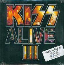 KISS Alive 3 III 2x LP SEALED BLUE VINYL RARE ROCK NUMBERED
