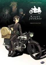 Kino's Journey - The Complete Collection (DVD, 2011, 4-Disc Set)