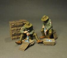 JOHN JENKINS WW1 THE GREAT WAR GWA-11 (60) AUSTRALIAN STOKES MORTAR CREW MIB