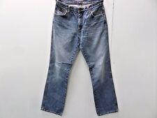 Wrangler Alaska Mens Regular Fit cotton Denim Jeans Blue w30 L31 Grade C M080